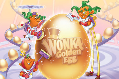 WONKA GOLDEN EGG
